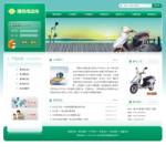 编号:4171 劈风电动车有限公司安康地区安康市.net 网站开发|网页制作在线教程|网页设计专业培训|宁网站建设|